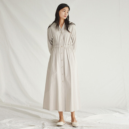 Maire trench dress
