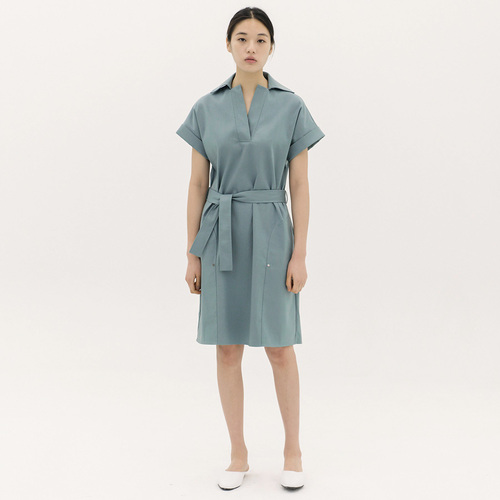 30%SALE / H.COTTON DRESS