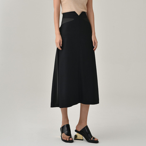 MAISON HIGH-WAISTED LING SKIRTS