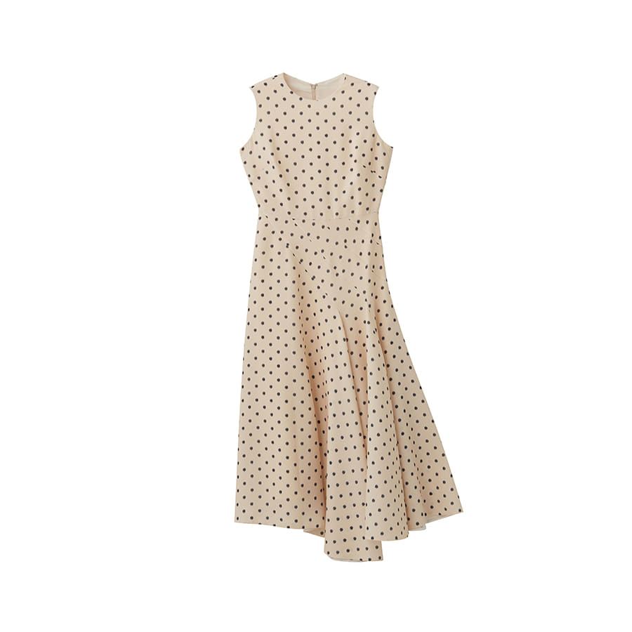Elegant dot dress