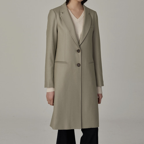 미입금분 / SS JOSEPH SINGLE COAT