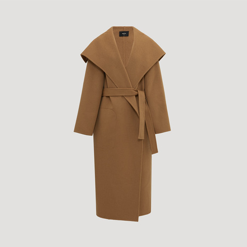 NO 398 CAPE COLLAR COAT