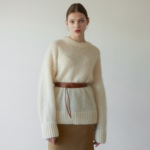 LAFF Mohair oversized knit