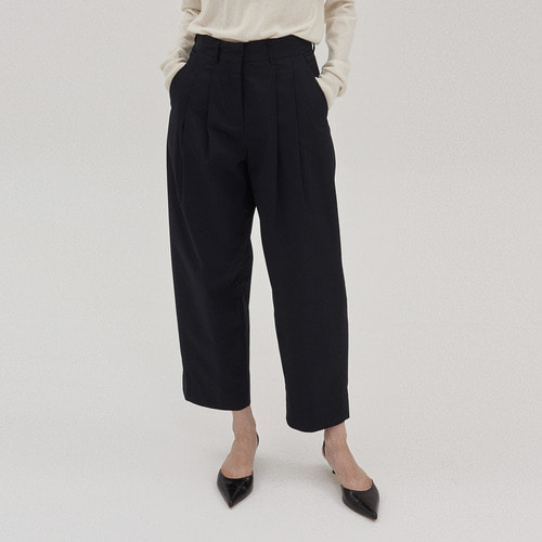 PEE STRUCTURE COTTON TROUSER
