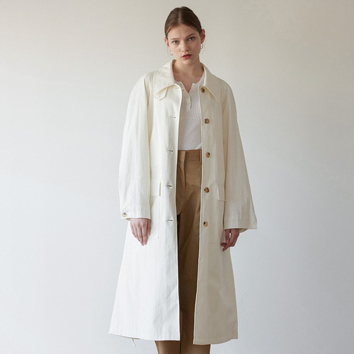 40% / Lone out pocket coat