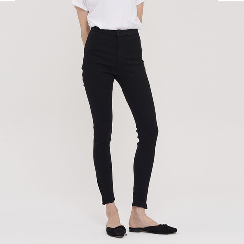TIVE BLACK LEGGING PANTS