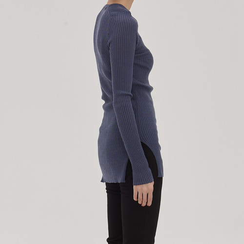 GANNI ribbed sweater