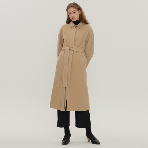 OVER ROUND STAN COAT