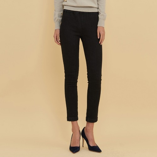 주문폭주 / HEET BANING DENIM LEGGINGS