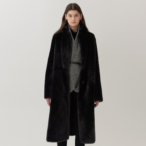 Vin shearling coat