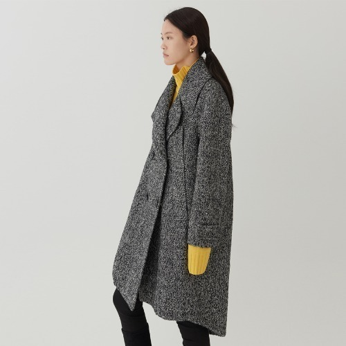 Herringbone TWD Coat