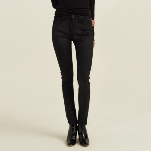 Saint Coated skinny pants ( 소프트기모 )