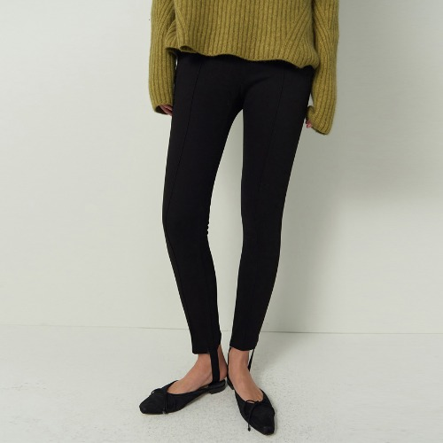 Jogger stirrup leggings pants
