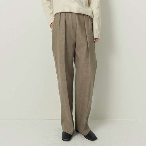 Bau lux wool trouser