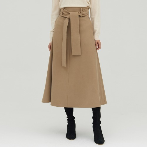 30% SALE / Belted A line skirts