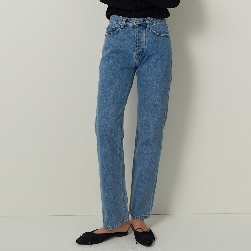 CONNE STRAIGHT LIGHT BLUE DENIM