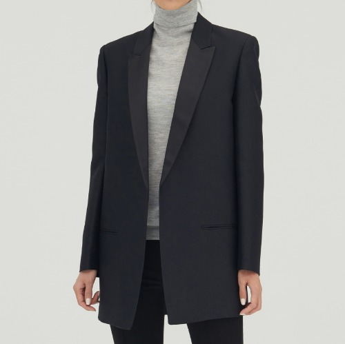 Bouchon Wool silk Jacket