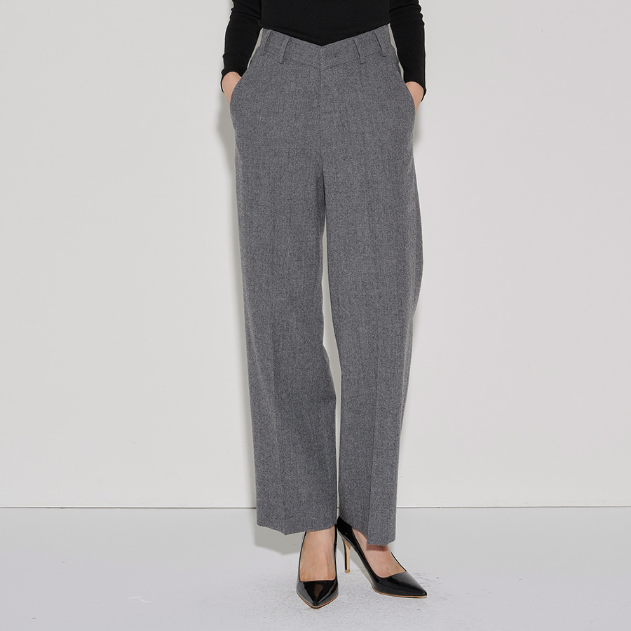 Baek wool trouser