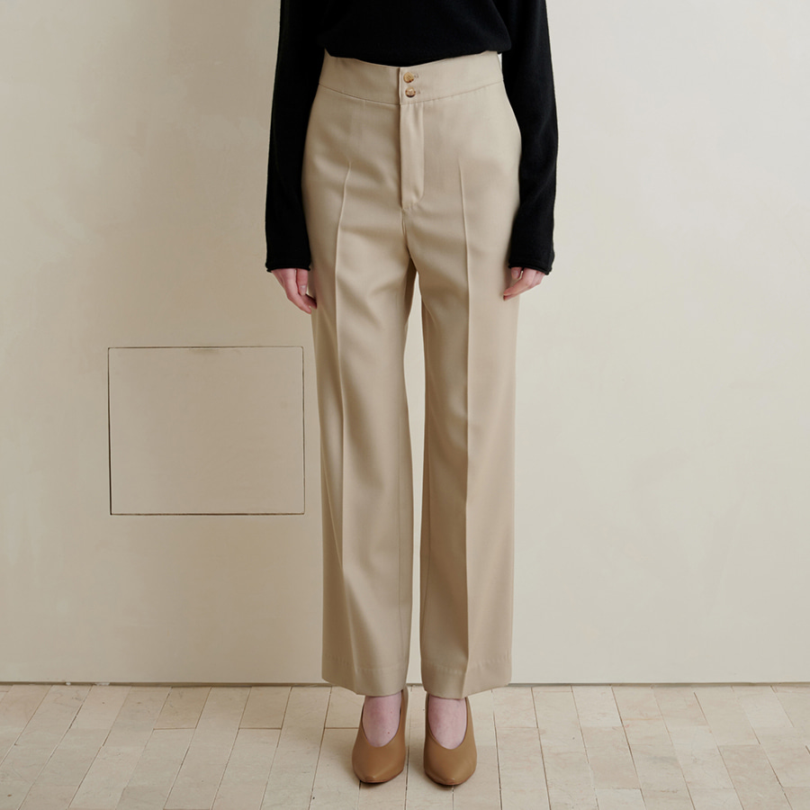 Anson high-rise trousers