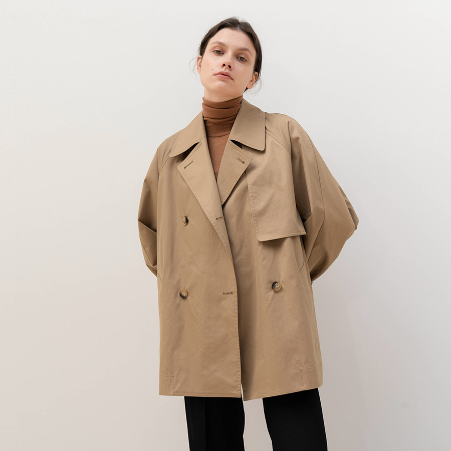 LEAH HALF TRENCH CT