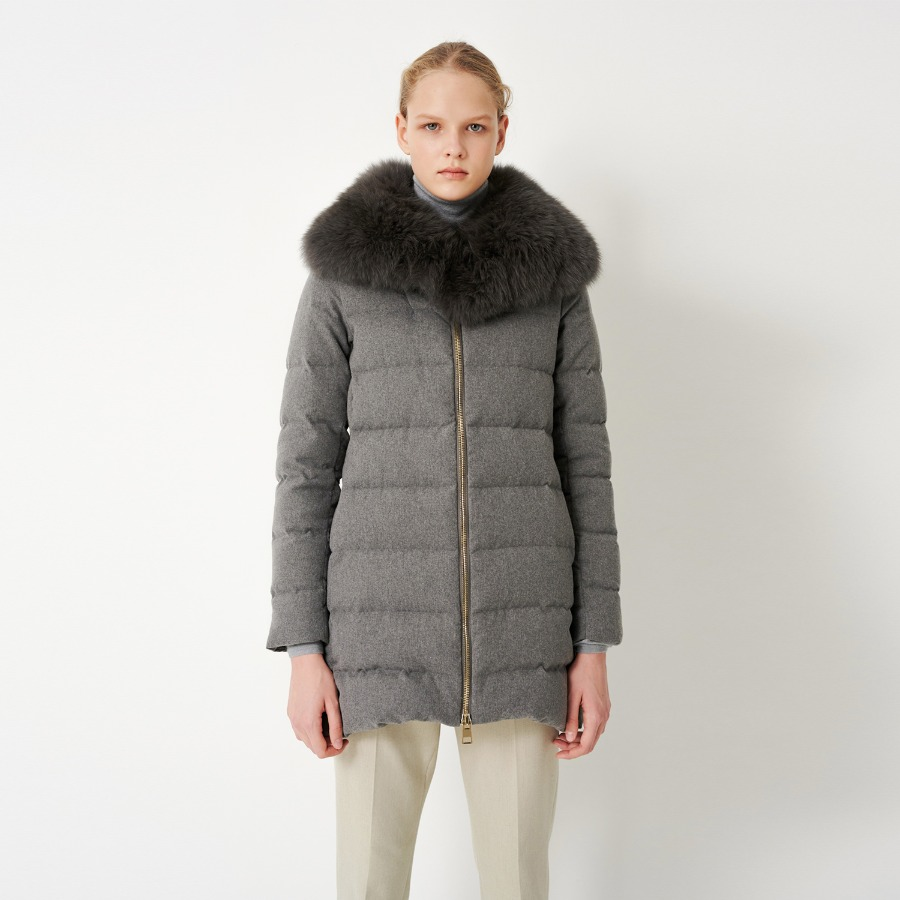 Wool goose down CT