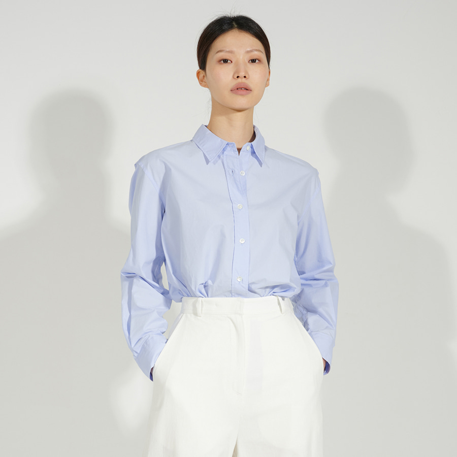 Joy spring cotton shirt