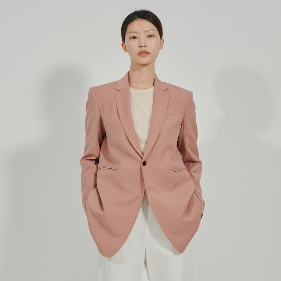 March tailored single jacket
