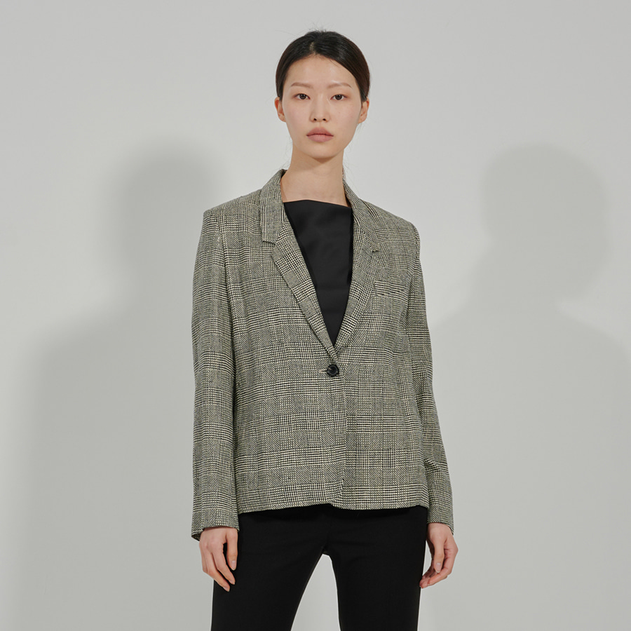 FAMI single silk Jacket