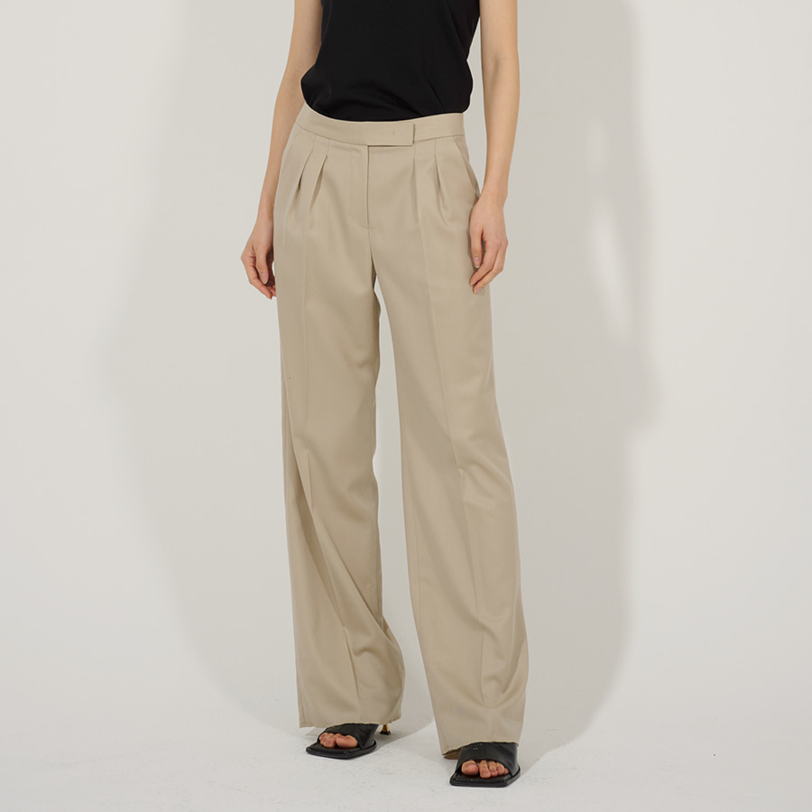 Athens wide trousers