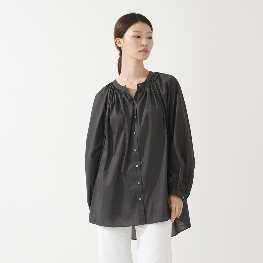 Hobbs volume blouse