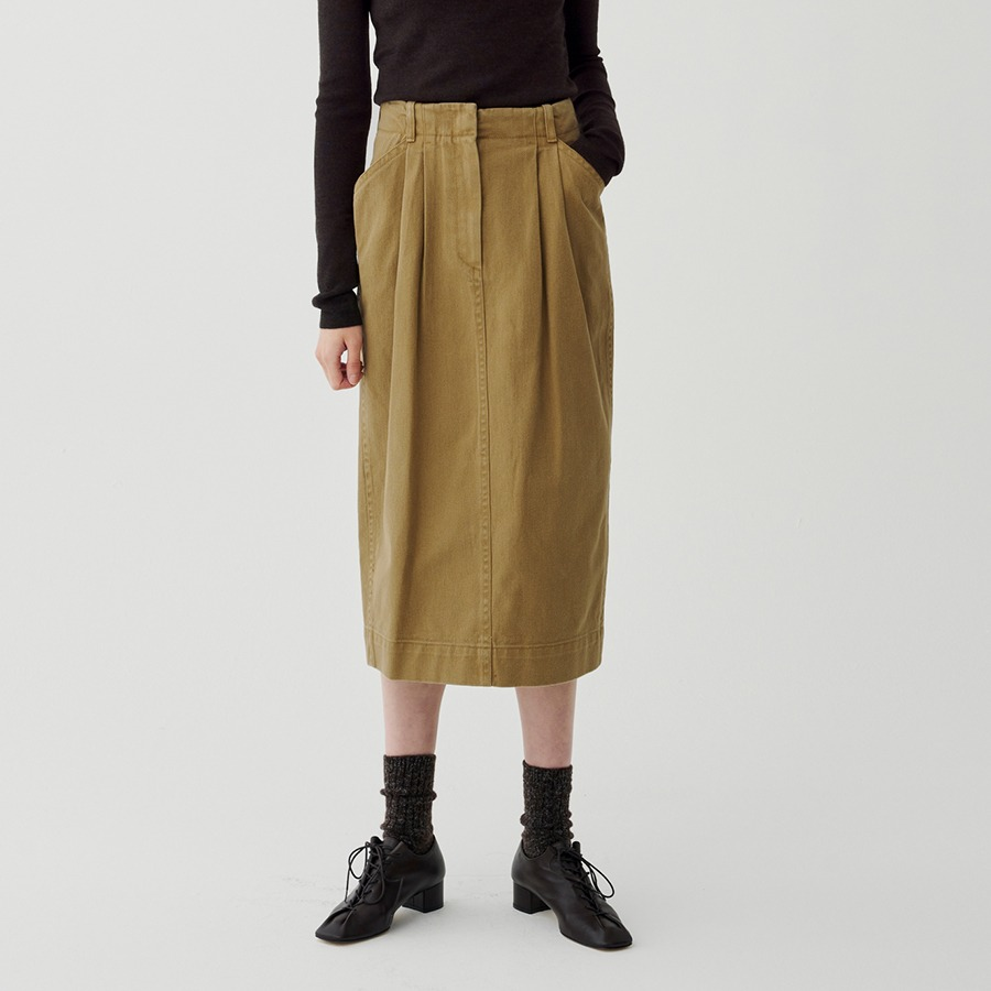 Neto cotton skirt