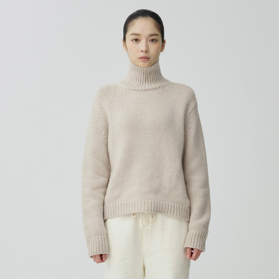 [ 20FW SEASON OFF]Neutral turtle knit