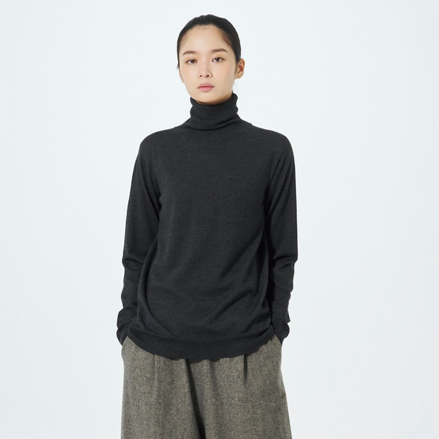 [ 20FW SEASON OFF]Classic turtle knit