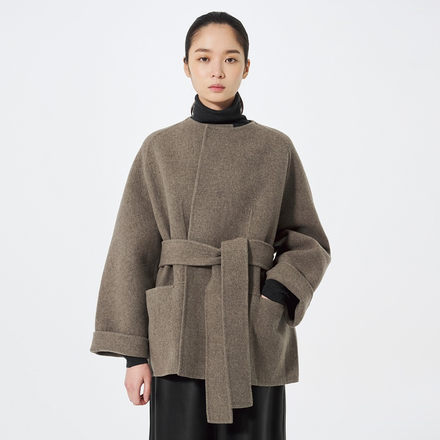 Day wool coat