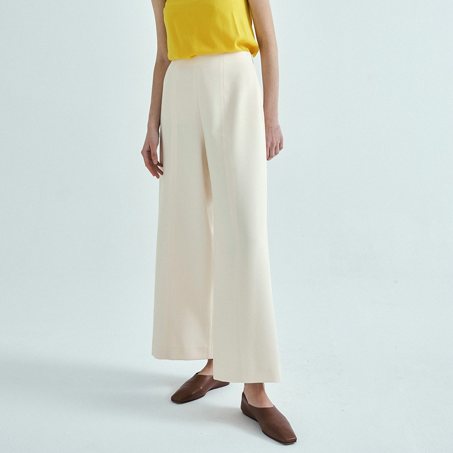 Lupin wide pants