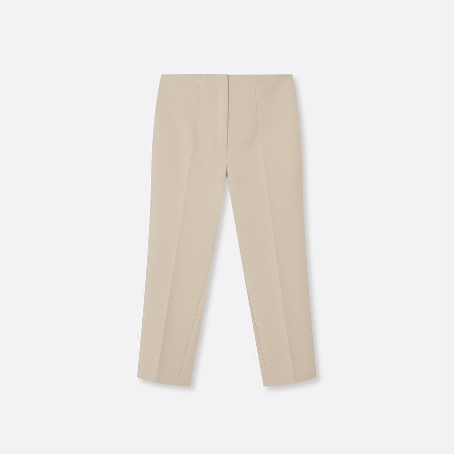 DOUBLE FACE trousers