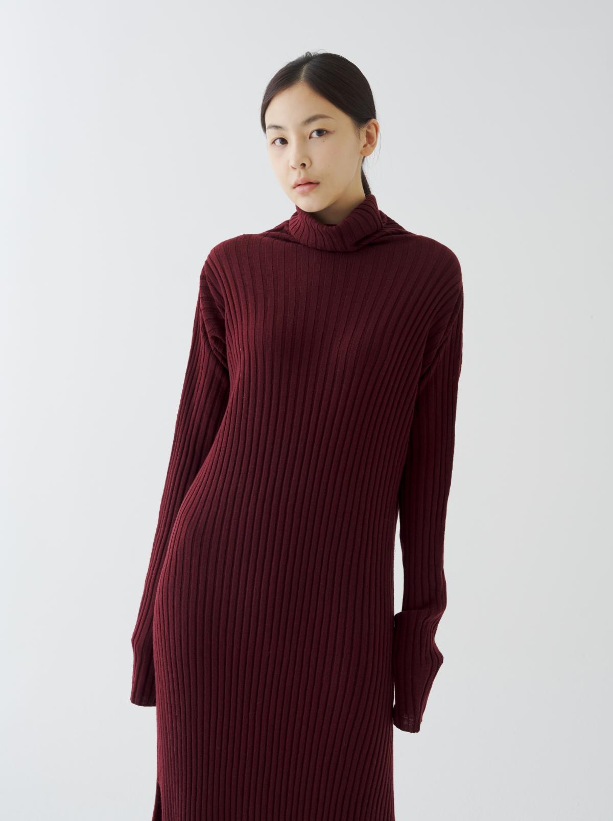 드레스 모델 착용 이미지-S6L3