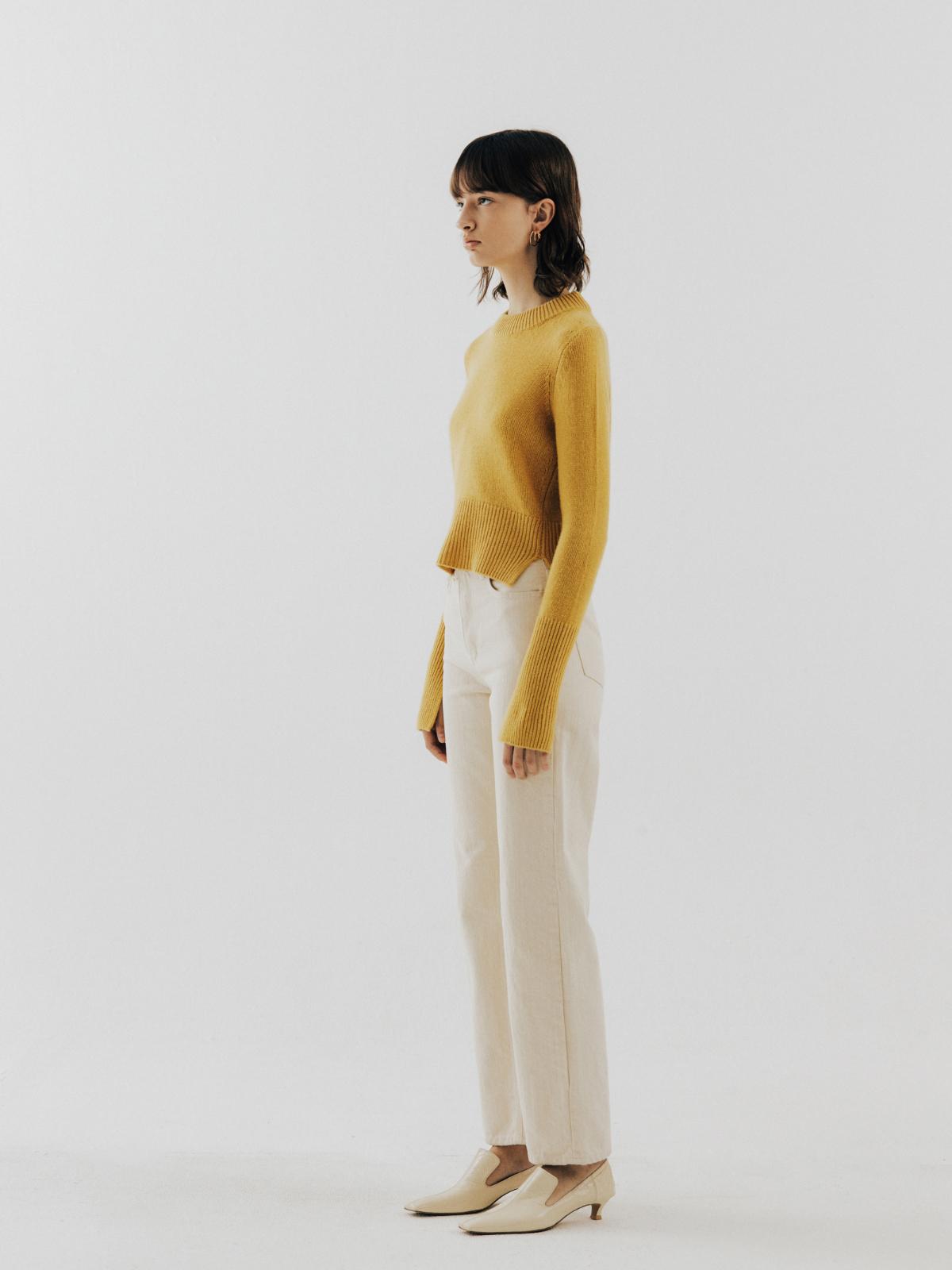 바지 모델 착용 이미지-S1L39