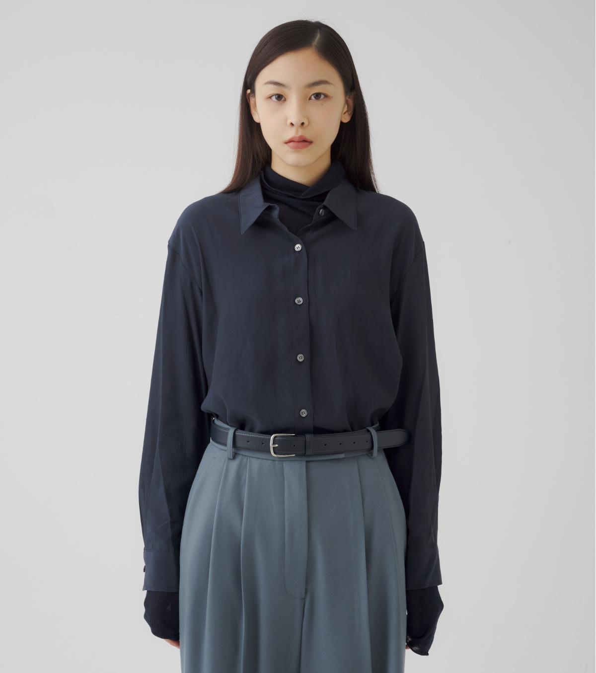 재킷 모델 착용 이미지-S1L106